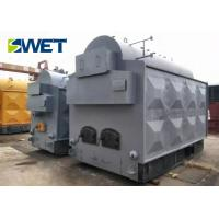 China Paper Printing / Dyeing Chain Grate Steam Boiler 1.6MPa Working Pressure on sale