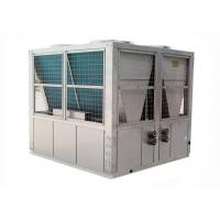 Quality Packaged Air Cooled Chillers With Screw Compressor HVAC Chiller Unit for sale