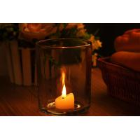 Quality Replacement Candle Holder Glass Containers 630ml Environmental for sale