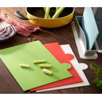 China Plastic cutting boards on sale