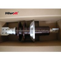 Quality 24kV 1500A High Voltage Transformer Bushings With Tin Live Parts Coating for sale