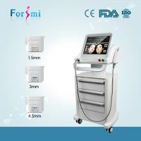 China 2016 newest hifu anti-wrinkle machine for face lift& wrinkle removal&skin tightening on sale