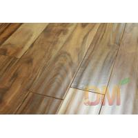 Quality Hand scraped acacia wooden flooring asian walnut acacia solid wood flooring for sale