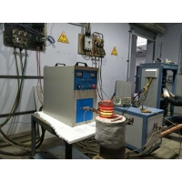 Quality Brazing Welding 45A IGBT Bolts Induction Heating Machine for sale