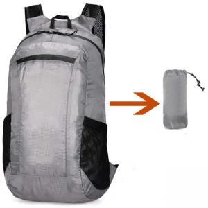 Quality Ripstop Outdoor Waterproof Bag Lightweight Waterproof Hiking Backpack for sale
