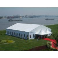Buy cheap Popular fashion clear wedding tent transparent party tent marquee tent for 1000 from wholesalers