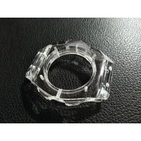 Quality Transparent Watch Case Sapphire Cover Glass Wear Resistance Polished Surface for sale