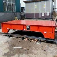 Quality Industrial High Speed 10Ton Orbital Electric Transfer Cart for sale