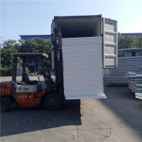 Buy cheap 10kg 50mm polystyrene foam thermal insulation eps sandwich wall panel from wholesalers