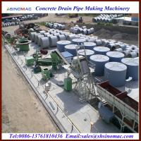 Quality Drain Pipe Making Machine/Drainage Pipe Production Line Factory/Concrete Pipe Production Machinery for sale