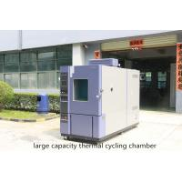 Quality Good Stability High Performance Thermal Cycle Chamber 10 ºC / Min Rapid Rate for sale