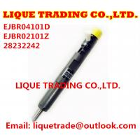 Quality DELPHI Common rail injector 28232242,EJBR04101D,EJBR02101Z for RENAULT 8200049876,166003978R for sale