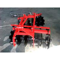 1BQX-1.1  12blade light duty disc harrow