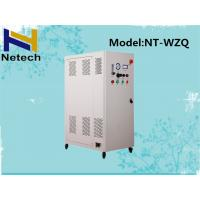 China 10g/h - 60g/h Water Cooled Ozone Equipment Feed Outside Oxygen Source on sale