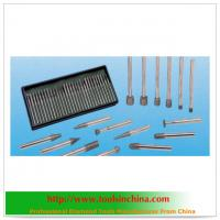 Quality Brazed Diamond Graver Mounted points for sale