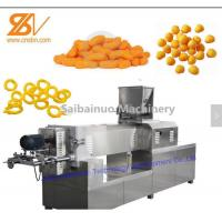 China 380v 50Hz Corn Puff Extruder Machine Flexible Collocation ISO Certification on sale