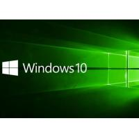 Quality Upgraded Windows 10 Home COA License Sticker Automatically Updateable for sale