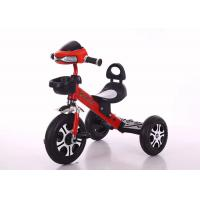 Quality Commercial Childrens Ride On Toys 3 Wheel Bike Baby Tricycle Easy To Assemble for sale