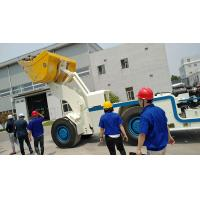 Quality Deutz BF6L912W 6000kgs Payload 3m3 Underground Mining Truck for sale