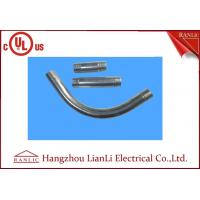 "Quality 3"" 3-1/2"" Rigid Electrical Conduit Elbow NPT Threaded 90 Degree Standard Length for sale"