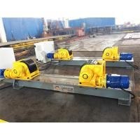 Quality Self Centering Conventional Welding Rotator Pipe Turning Rollers 5000kgs Load for sale