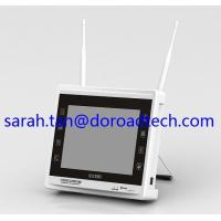 China Home Security 4CH Wireless NVR with 11 HD LCD Display Monitor on sale