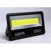 Quality 400W Outdoor Industrial LED Flood Lights 52000 Lumen 6500K Long Working Life for sale