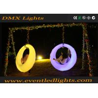 Quality Garden Led Swing Seat For Adults / Children , Colorful Modern Led Bar Counter for sale