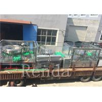 Buy Glass Bottle PET Bottle Water Carbonated Drink Filling Machine 3.57KW 380V 2000-3000BPH at wholesale prices
