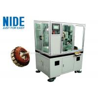 Quality Armature Rotor Commutator Turning Machine High Precision With Plc Control for sale