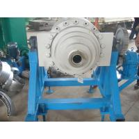 High efficient Plastic Extrusion Equipment , PVC Pipe Machine With Twin Screw