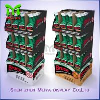 China Recyclable Cardboard Pallet Display with Matte Lamination Finishing on sale