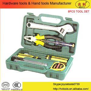 China 8PCS Homeowner's Set Hand Tool Set on sale