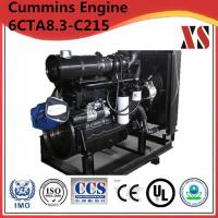 Quality Cummins diesel engine Cummins stationary engine for construction 6CTA8.3-C215 for sale