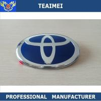 Best Alloy Chrome Silver ABS Plastic Car Badge Logos For Car Body Decoration wholesale