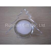 Quality Glass Candle Holder (GLA0909020) for sale