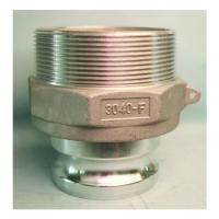 Aluminum camlock coupling for fluid control  Type reducing F MIL-A-A-59326 Gravity casting