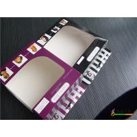 China 2013 Hot Sale Customized Paper box For Hair extension with show window on sale