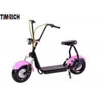 Quality TM-TX-02-1  Mini 6.5 Inch Harley Style Electric Scooter , 800W Motor Citycoco Harley Scooter for sale