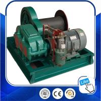 China Light Duty Electric Tractor Winch 1T 2T 5T 10T on sale