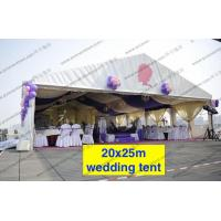 Quality Outdoor Luxury Wedding Event Tents for sale