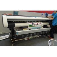 Special eco solvent printer passed CE certificate