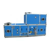 Quality DX Air Handling Units with 50mm Double Skin Panel for sale