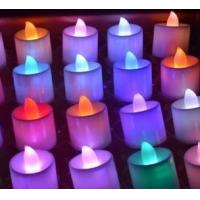 Quality low price brightness light led flash candle for sale