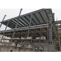 Quality Cost-effective Steel Frame Structure Construction Multi-storey Building for sale