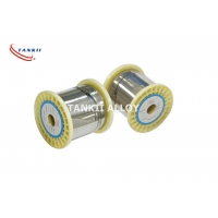 Quality Cr20Ni80 Esistohm 80 Nicr Alloy Flat Resistance Heating Wire for sale