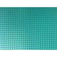 China Anti Skidding ESD Rubber Mat Static Dissipative Mat Surface Grid / Rhombic Pattern on sale