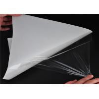 China Soft TPU Hot Melt Adhesive Film Double Side For Seamless Underwear Making on sale