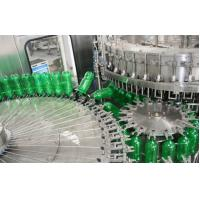 Quality Automated Soda Filling Machine Soft Drinks Filler  Carbonated Drink Filling Machine CE Certificate for sale