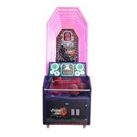 Quality Adult Carnival Basketball Arcade Game Machine For Shopping Center for sale